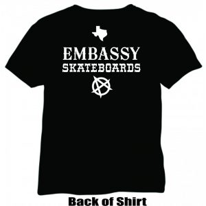 Embassy Fork Crew T-Shirt