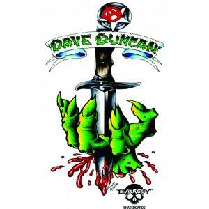 Embassy Skateboards Dave Duncan T-Shirt